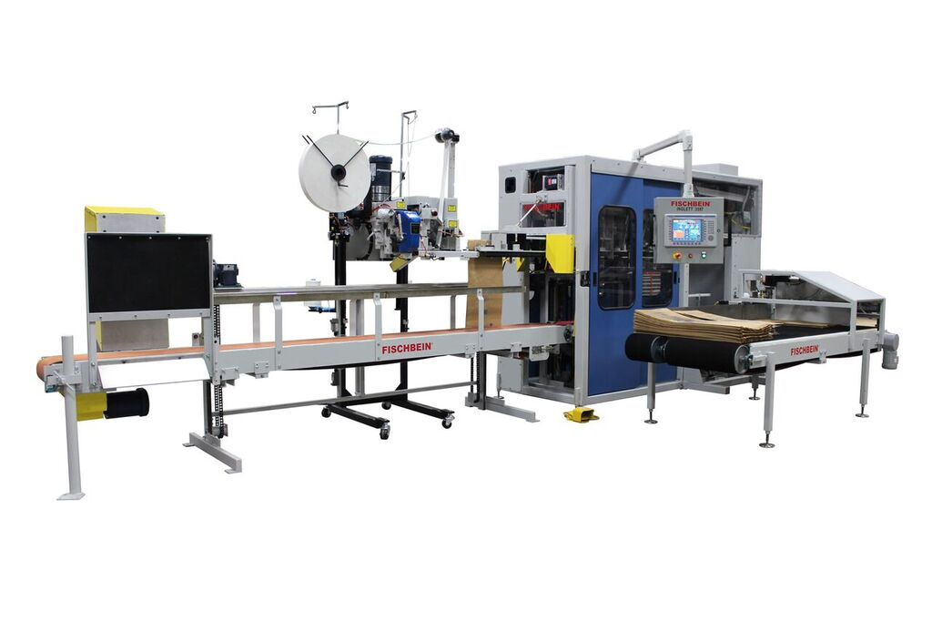 Considerations for Designing a Bagging Line