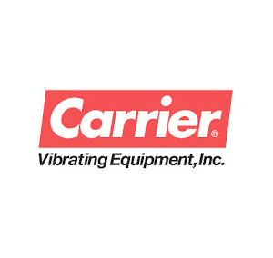 Carrier Vibrating Equipment Inc Logo
